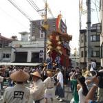 祇園祭の後祭。山鉾巡行を見学してきました!