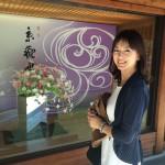 和菓子職人さんの実演を見て食べる!西陣散策ツアーの下見に行って来ました。