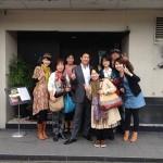 琵琶湖疎水ガイドと京都ランチの会同時開催!夜は本場の長崎ちゃんぽんを!