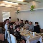 紅葉見物客で京都はすごい人!そんな中、第11回 京都ランチの会(西京区遍)開催!