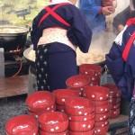 京都大原のガイドツアー開催!三千院で大根焚きを頂きました!