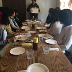 学生さんがプロデュースした企画第一弾!京野菜が美味しいお店で京野菜を学ぶランチ会開催!