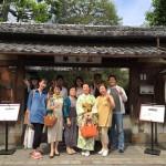 京都ランチの会開催!亀岡の観光おすすめスポット楽々荘にて!