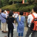 祇園祭の前に八坂神社ガイドツアー開催!