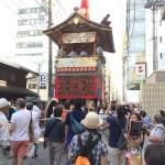 ガイドさんが迷子になった?祇園祭、曳き初めガイド開催しました!