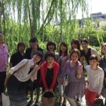 京都ランチの会、開催しました!場所は八百一本館3FのSAIVORY(セイボリー)にて♪
