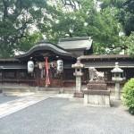 さてクイズです。この神社は京都のどこでしょか?11/28(土)にお焚火祭の神事!