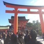 フジTVバイキング、小藪の神さんぽに出演した浜田浩太郎さんの案内で伏見稲荷丸ごとガイド!