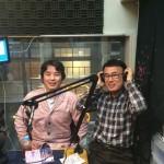 FM79.7Mhz ことぶらラジオちゃんねる!寺町三条のスタジオから放送しました!