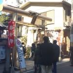 極寒の京都市中京区。街中神社巡りを開催しました!御金神社など周辺10社を巡りました!