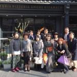 京都ランチの会と二条城ガイドツアーを同時開催!下京区アモーレ木屋町でイタリアン