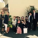 京都ランチの会開催しました!セピア色したランチ会。北白川の「ベトナムフレンチXUAN(スアン)」にて!