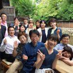 京都ランチの会開催しました!優雅に流れる白川を眺めながら美味しい和食を堪能!