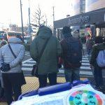 悲しき京都のタクシードライバー!上機嫌に声をかけて捕まる!