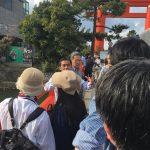 京都東山エリアで魔女が悪さ?ルーレットツアー開催しました!