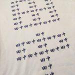 田中さんしか購入できない田中Tシャツに取材が入りました!それを逆取材してみました