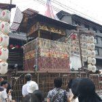 山と鉾の違いが分かりますか?祇園祭後祭ツアー開催しました!